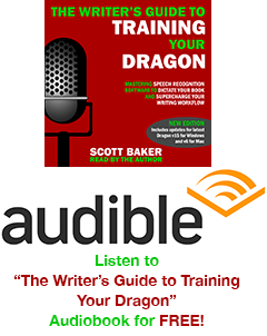 Get a FREE copy of my audiobook withe 30 day Audible trial