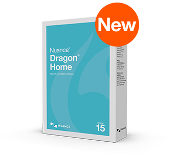 Nuance Dragon Home 15